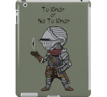 the question iPad Case/Skin
