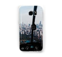Helicopter Views Samsung Galaxy Case/Skin