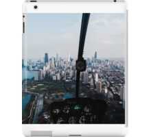 Helicopter Views iPad Case/Skin