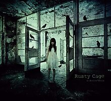 Rusty Cage by AsylumWitch