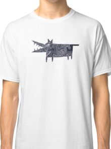 above the clouds Classic T-Shirt