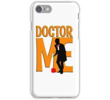 11th Doctor Me! iPhone Case/Skin