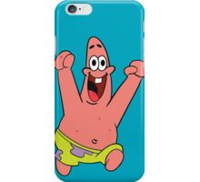 Patrick - Happy iPhone Case/Skin