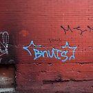 Canadian Graffiti 1 by Tula Top