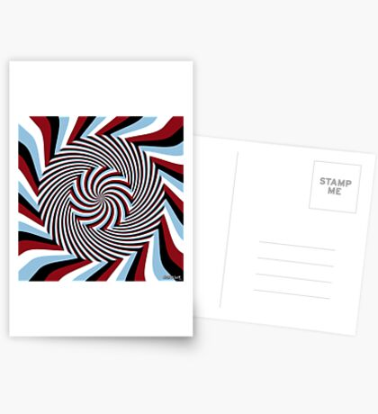 Dark Hypnosis (Bhakti) Postcards