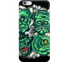 The Horrific Four iPhone Case/Skin