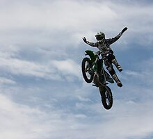 "Look mum 'No Hands"", Adelaide, Clipsal 500 by DaveZ"