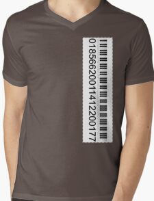 Music stats Mens V-Neck T-Shirt