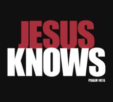 JESUS KNOWS Kids Clothes