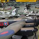 Duxford Collection by mike  jordan.