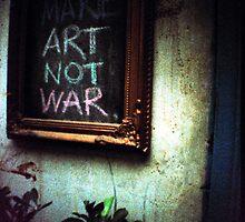 art not war, siem reap, cambodia by tiro
