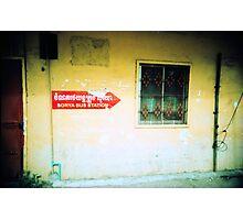 terminal, phnom penh, cambodia Photographic Print