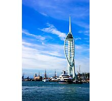 Spinnaker Tower, Portsmouth Photographic Print