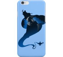 The Genie and the Moon  iPhone Case/Skin