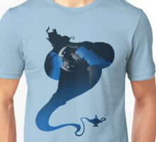The Genie and the Moon  Unisex T-Shirt