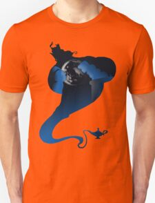 The Genie and the Moon  T-Shirt
