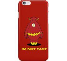I'm Not Fast iPhone Case/Skin