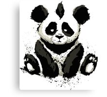 Cool Panda  Canvas Print