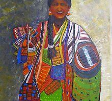 charming bag seller by fehmida haider
