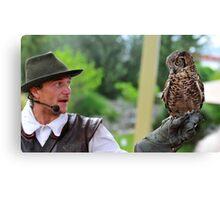 falconer Canvas Print