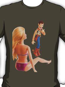 Woody sneaky peek T-Shirt