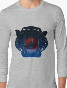 The Cave of Wonders  Long Sleeve T-Shirt