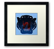 The Cave of Wonders  Framed Print