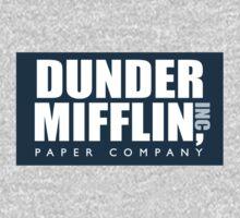 Dunder Mifflin Paper Company by ericbracewell