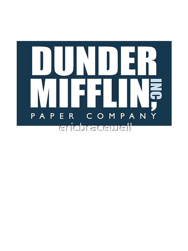 dunder mifflin paper Amazonca: dunder mifflin amazonca try prime all 4 pack of 25 dunder mifflin paper high quality decal bumper sticker car the office tv show by dunder mifflin.