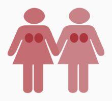Lesbian lovers by stuwdamdorp