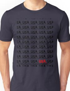 usa california tshirt by rogers bros Unisex T-Shirt