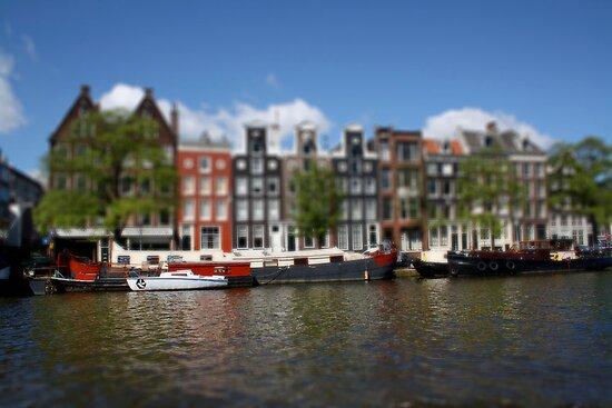 Amsterdam by brettus