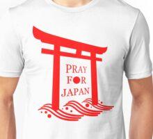 PRAY FOR JAPAN - Torii Unisex T-Shirt