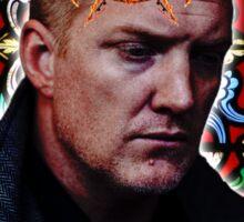 Josh Homme The Martyr Sticker