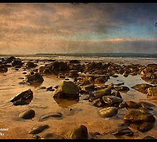Lahinch Beach, County Clare, Ireland by upthebanner