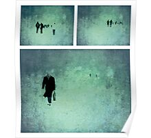 Project ~ People - Triptych Poster