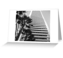 Cityscape... Greeting Card