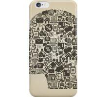Business a head iPhone Case/Skin