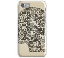 Business a head iPhone Case/Skin