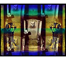 cross eyed and painless Photographic Print