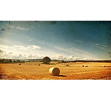 Rural Nature Countryside Scenic Landscape Ireland Photographic Print