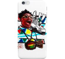 Black Power iPhone Case/Skin