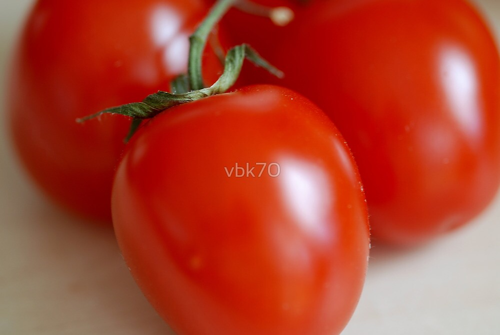 Tomatoes... by vbk70