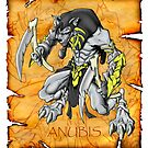 Anubis by The-Bundycoot