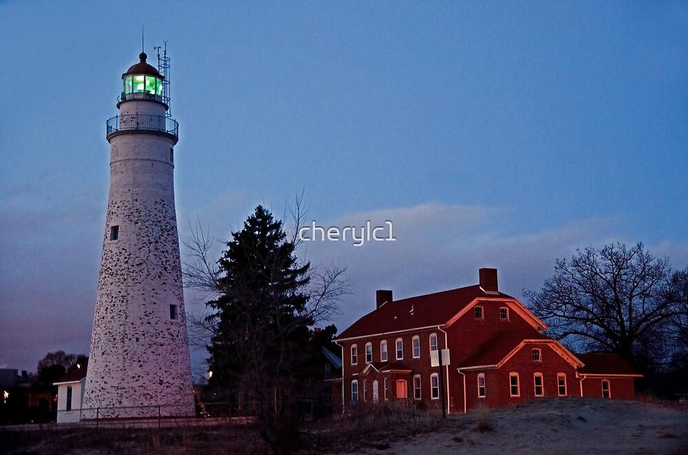 Fort Gratiot Lighthouse by cherylc1