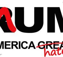 Chump for President Sticker