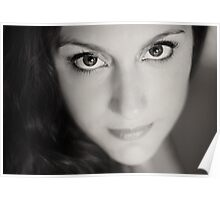 Captivating Eyes! Poster