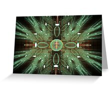 Mutual Attraction  (UF0177) Greeting Card