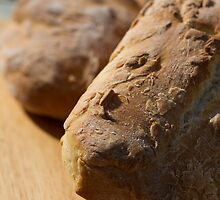 Two Loaves of Bread by Angela Cooke