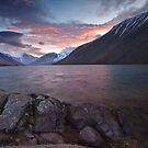 Day break at Wastwater by Shaun Whiteman